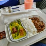 Malaysia Airlines' 60-minute flight time offering
