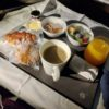 Qatar's impressive breakfast offering!